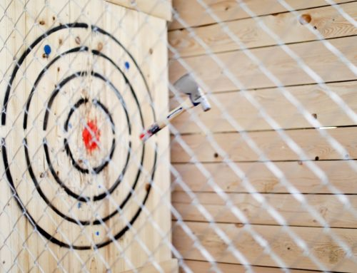 What is Axe-Throwing All About?